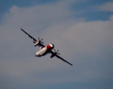 Le Dash vue du ciel par Fly Réunion