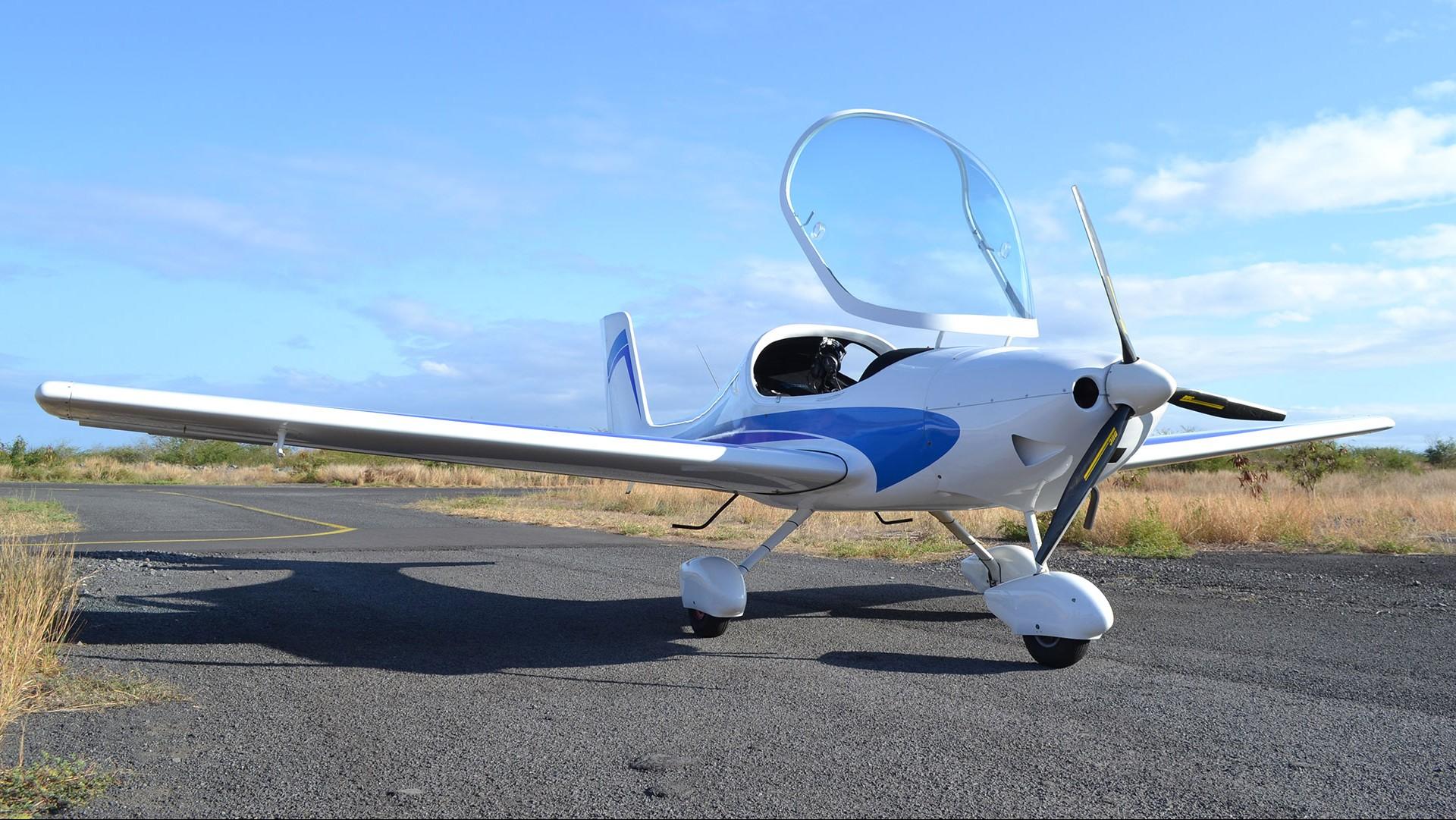vols touristiques ULM FLYING MACHINES FM250 vampire